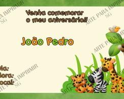 Convite Safari 2