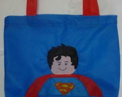 Sacola em Tnt - SUPERMAN