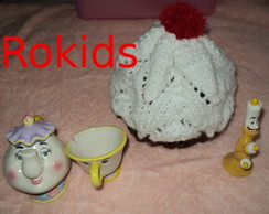 Touca Cupcake