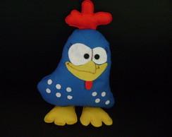 almofada galinha pintadinha