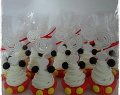 Lembrancinha Cup Cake Mickey
