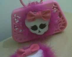 MONSTER HIGH BOLSA E BROCHE