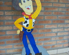 Woody - Toy Story - mdf