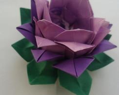 Lembrancinha Flor de Lotus c/ �m�