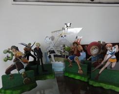 Enfeites De Isopor - One Piece