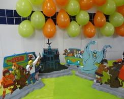 Enfeite De Isopor - Scooby Doo