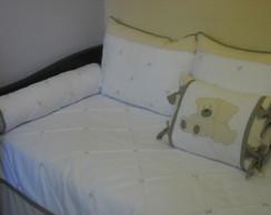 kit para cama de baba