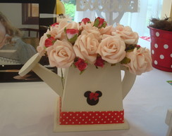 Regador para decora��o Minnie