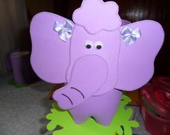 Lembrancinha PET elefante