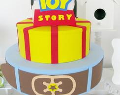 Bolo Cenogr�fico Toy Story (aluguel)
