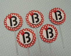 Cod 08572 - Toppers Para Doce