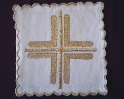 """Pala """"Ornamento de igreja"""" ref.001"""
