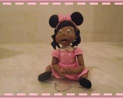 Topo de boo Minnie Personalizado