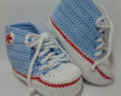 T�nis All Star Baby Azul