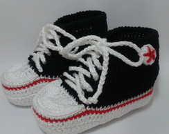 T�nis All Star Baby Preto