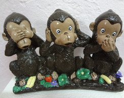 Tr�s Macacos S�bios