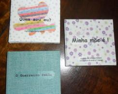 Livrinhos personalizados