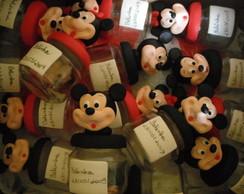 Lembran�as Mickey e Minnie