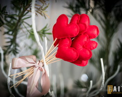 Bouquet de Cora��o