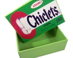 Caixa Chicletes Verde