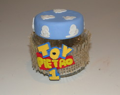 Lembrancinha anivers�rio tema Toy story