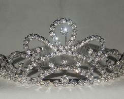 Tiara Para Noiva - Coroa