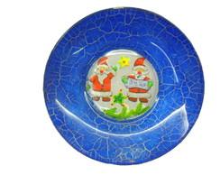 Mini Prato de Natal - Blue