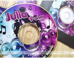 CD Musical Personalizado