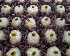 Brigadeiro gourmet de maracuj�