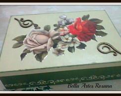 Caixa floral VENDIDA