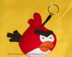 Chaveiro Angry Birds - Red Bird