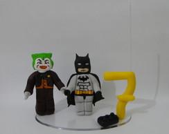 Topo Festa Batman Lego