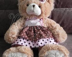 Vestido para Urso