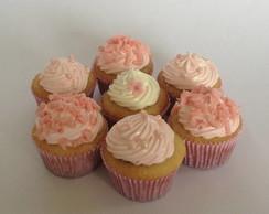 Cupcakes rosa!