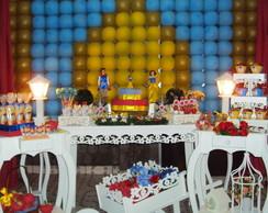 Festa Proven�al Branca de Neve R$350,00