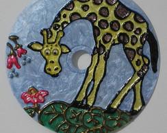 Mandala Em Cd - Motivo Infantil
