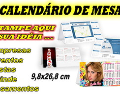 CALEND�RIO DE MESA PERSONALIZADO