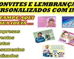 CONVITES E LEMBRANCINHAS DE �M�