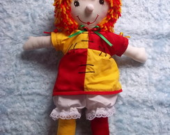 Boneca Em�lia