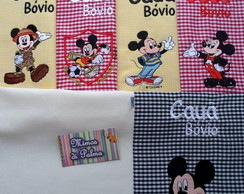 Kit lanche MICKEY  (5 guardanapos)