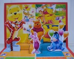 Convite Ursinho Pooh!