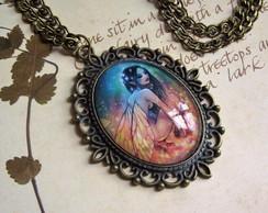 Colar Camafeu Fairydust