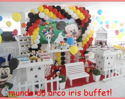 DECORA��O CLEAN A CASA DO MICKEY