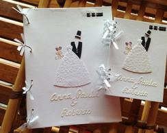 Agenda da Noiva + Pasta da Noiva