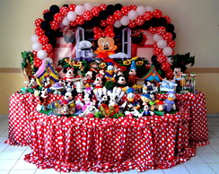Decora��o Minnie 3 metros
