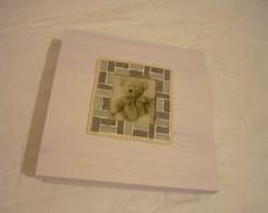 Caixa de presente para Beb� / Menina