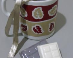 Sabonetes em Caneca Personalizada