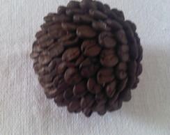 Bola e caf� pequena