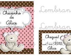 Lembran�a Nascimento - Ursinha