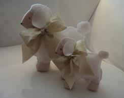 Lembrancinha - mini-ovelhinha !